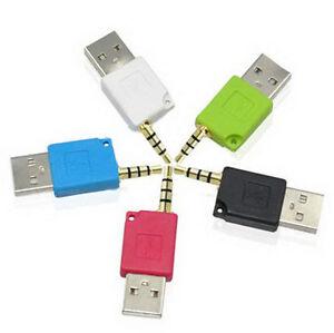 Adaptador-sincronizacion-datos-cargador-USB-para-Ipod-Shuffle-1st-2st-gen-nuevo
