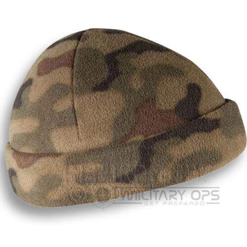 Existencias Tactical no Cap Fleece camogrom Coyote Camo Field Helikon Hat shadow Grey vegatato Winter Docker Beanie Woodland Army polish Military Hay qxvUwY7E6