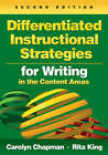 Differentiated Instructional Strategies for Writing in the Content Areas by SAGE Publications Inc (Paperback, 2009)