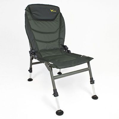 Comfort GI Carp Chair Karpfenstuhl Angelstuhl Anglerstuhl Klapp Campingstuhl
