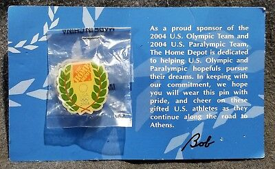 LMH PINBACK Pin ROAD TRIP Declaration Independence Flag HOME DEPOT Sponsor Truth