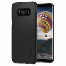 Spigen Galaxy S8+ Case Thin Fit Black