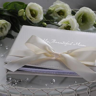 """""""la Mia Bella Mum' Wedding Journal, Univoco Madre Della Sposa Regalo (25a1)-"""