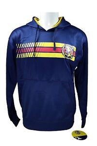 f7270597b Club America Hoodie Zip up Front Fleece Sweatshirt Jacket águilas ...