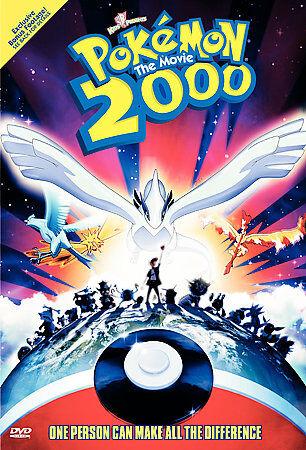 Pokemon The Movie 2000 Dvd 2000 For Sale Online Ebay