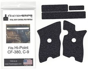 Tractiongrips-rubber-grip-tape-cover-for-Hi-Point-C-9-CF-380-9mm-amp-380-grips