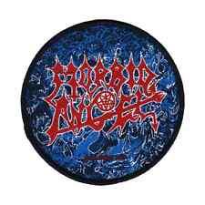 MORBID ANGEL woven patch ALTARS OF MADNESS gewebter Aufnäher ♫ U.S.Death Metal ♫