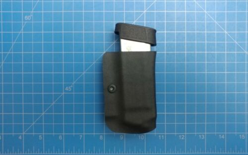 Smith And Wesson M/&p shield 45 single kydex magazine Carrier black