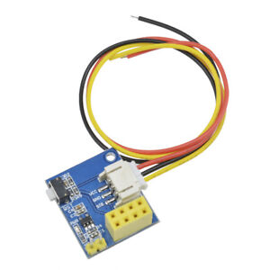 Details about ESP8266 ESP-01 ESP-01S LED IDE WS2812 RGB Controller Adapter  Module for Arduino
