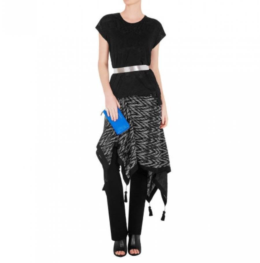 BNWT SASS & BIDE    Twenty Eight   Stiefelleg Milano Pants  Größe Medium