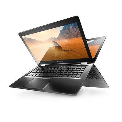 "Lenovo Yoga 500 14"" Touchscreen Gaming Laptop Core i5-6200U 8GB RAM, 1TB+8GB SSD"