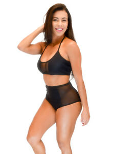 VF-Sport-Bikini-Center-Mesh-and-High-Waist-Bottom-Two-Piece-Set