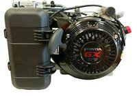 Gx270 9hp Honda Horizontal Shaft Engine Tapered Shaft For Most Generators