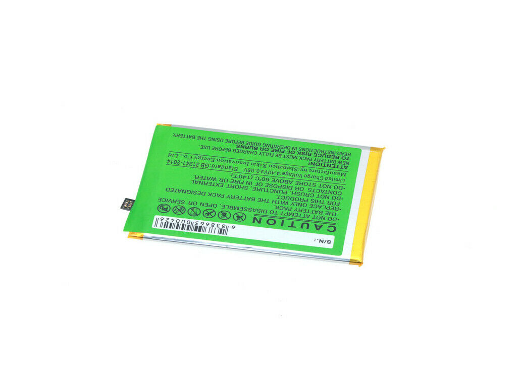 BLP793 Battery for OPPO Realme C12, Realme C15, RMX2186, RMX2189 5000mAh