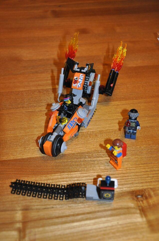 Lego Movie, 70808