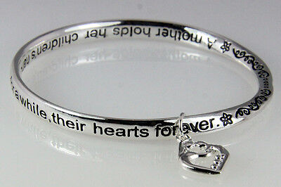 4031283 Mother Mother's Prayer Twisted Bangle Mothers Day Gift Christian