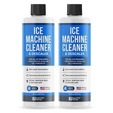 2 Pack Ice Machine Cleaner And Descaler 16 Fl Oz Nickel Safe Descaler Ice Mak