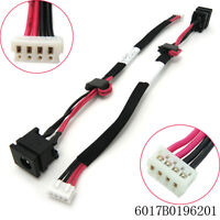 Toshiba Satellite A500 A505 Dc Power Jack Cable 6017b0196201