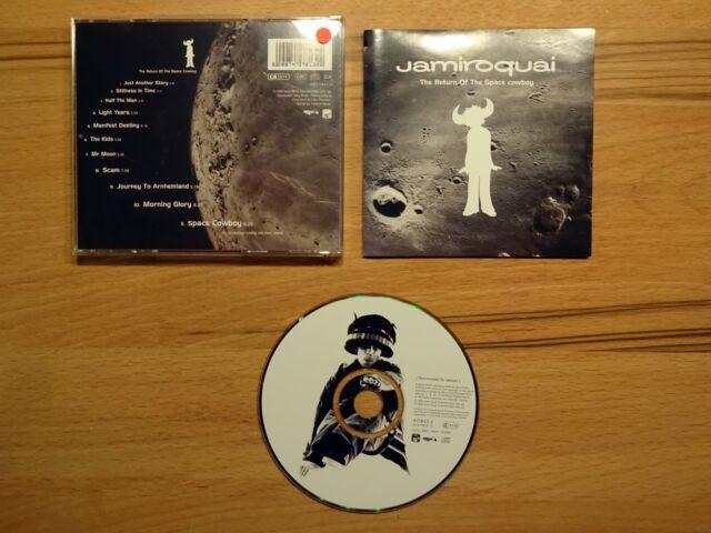 Jamiroquai * The Return of the Space Cowboy * 1994 * CD