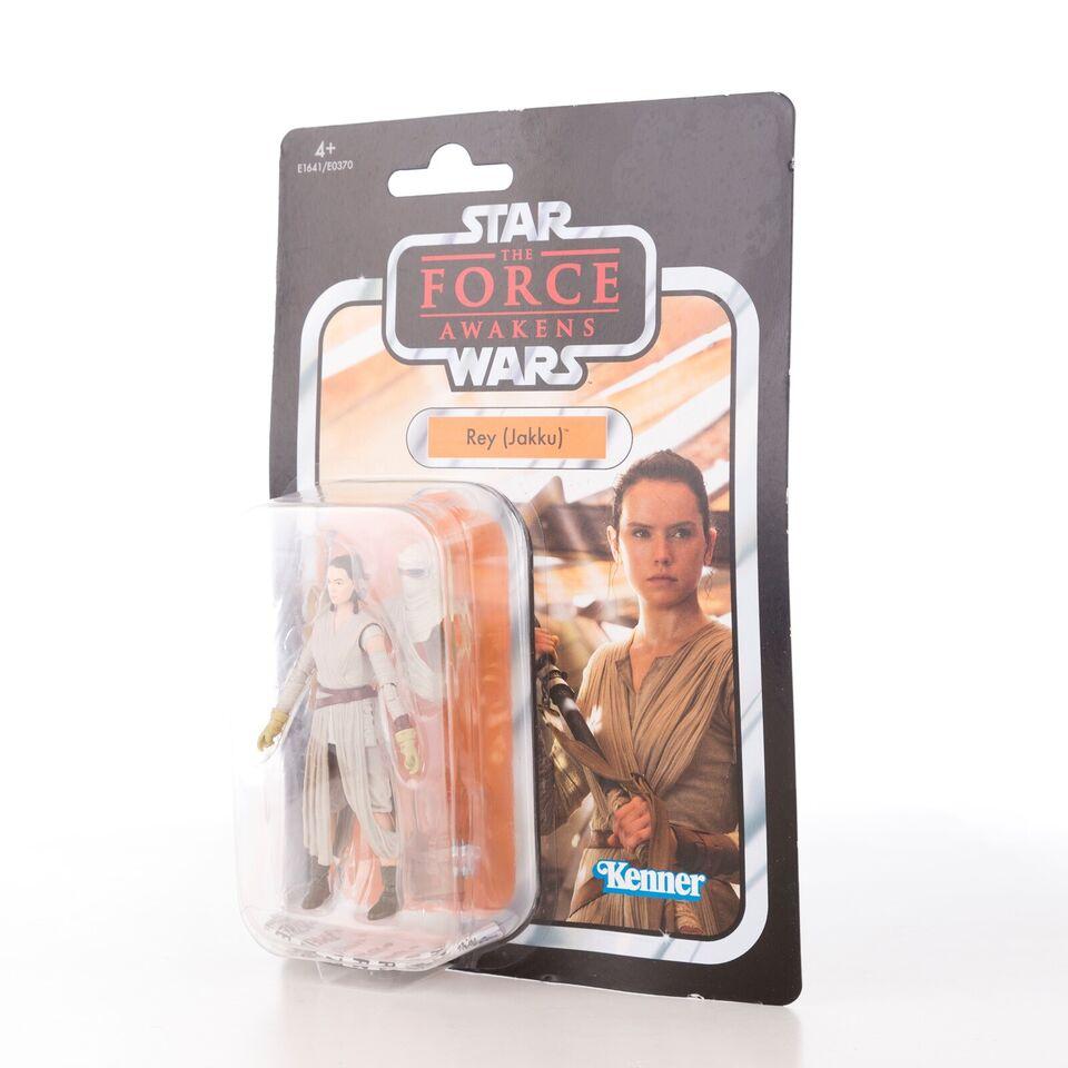 Star Wars The Force Awakens Rey (Jakku), Kenner