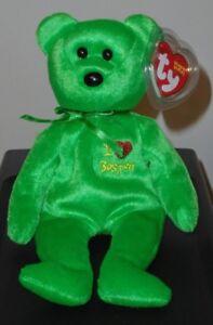 08e00174c1a Ty Beanie Baby ~ I LOVE BOSTON the Bear (8.5 Inch) MWMT 8421401246 ...
