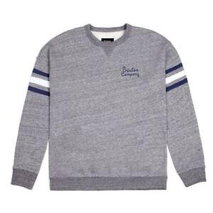 Brixton Barton Sweatshirt Grau