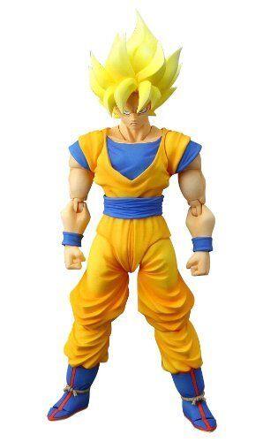 Dragon Ball Super Goku Super Saiyan God Action Figure 15 Cm Sh Figuarts In Box