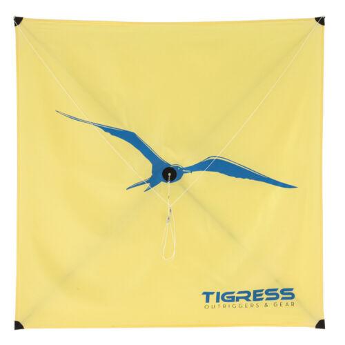 Tigress 88608-1 All Purpose Kite Yellow