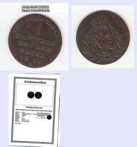 stampsdealer-Posen-Brand-Pr-1-Groschen-1816-A-mit-Echtheitszertifikat