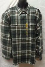 Carhartt Men's 4XL Heavyweight Hubbard Classic Plaid Shirt