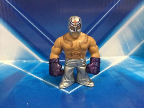 Siehe Menü Wwe Wcw Tna Mattel Rumblers Wrestling Figuren /& Accs Cena Stein