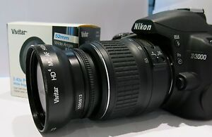 Wide-Angle-Macro-Lens-for-Nikon-Af-s-Dx-Nikkor-18-55mm-f-3-5-5-6G-Vr-D5300-D3200