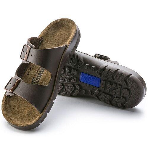 BIRKENSTOCK Professional Sandale BILBAO 520801 BF SF braun normal Gr.39-46 NEU