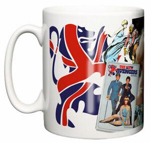 Dirty-Fingers-Mug-The-new-Avengers-TV-series-1970-039-s-Retro-Gift