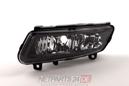 Fahrerseite Schwarz Nebelscheinwerfer H8 links VW Polo 09 6R 06//09-03//14   Neu
