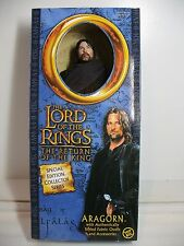 """Lord of the Rings ROTK 12"""" ARAGORN Special Edition Collector Series ~ NEW"""