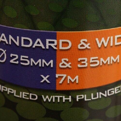 7M STANDARD /& WIDE IN 1 TUBE GARDNER TACKLE DOUBLE BARREL SYSTEM MICROMESH PVA
