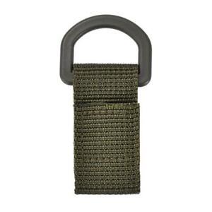 Outdoor-Climbing-D-Ring-Buckle-Webbing-Belt-Hook-Carabiner-Buckle-Clip-New-O1P3
