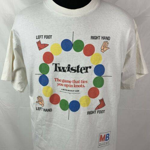 Vintage Stanley Desantis T Shirt 1986 Milton Bradl