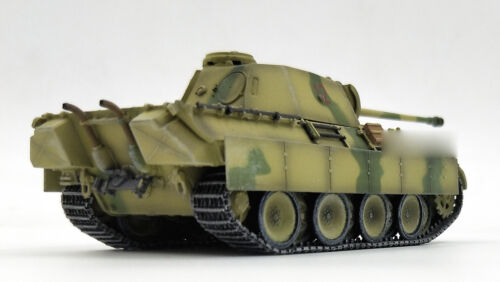 DRAGON WWII GERMAN Panther D Late Production 1//72 tank model finished