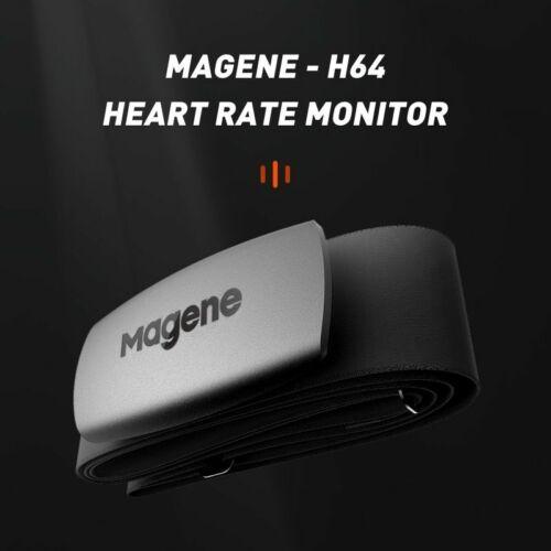 Heart Rate Sensor Compatible GARMIN Magene NEW Model H64  Bluetooth4.0 ANT