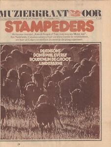 MAGAZINE-OOR-1972-nr-22-BOUDEWIJN-DE-GROOT-CORNELIS-VREESWIJK-EVERLY-BROTHERS