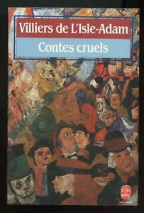 Couverture de Contes cruels