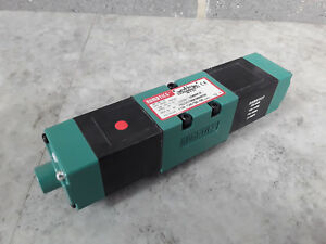 Numatics Air Pneumatic 3/5 Solenoid Valve 152SS700K000030 110VAC *