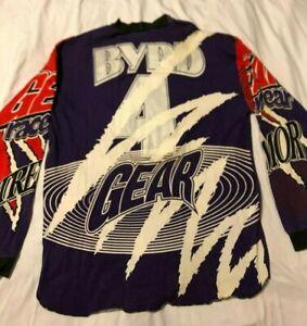 VINTAGE-Joe-Byrd-4-ATV-Motocross-Jersey-Thom-Veety-Collection-GEAR-RACEWEAR