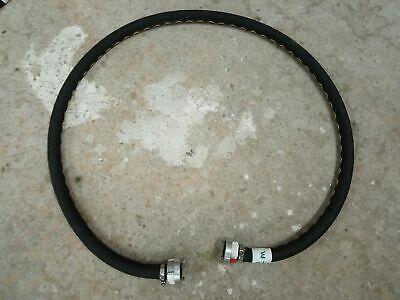 1 X Wasser Schlauch Goldschlange 3/4 Zoll Anschluss Storz D Kupplung 2 Meter Thw