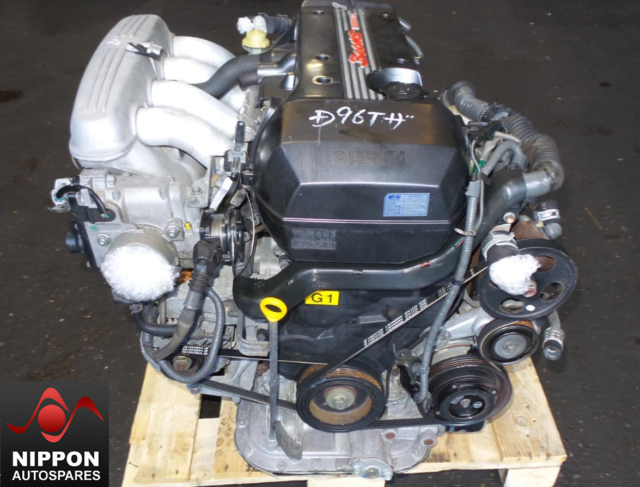 Toyota Altezza Rs200 3sge Haces Manual Motor