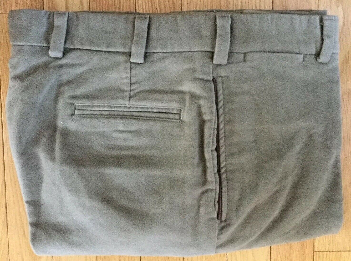 10f9cd81 NWOT-Bills khakis M2- STANDARD Size 37X29 OLIVE MSRP MOLESKIN PLAIN  aframc2183-Pants
