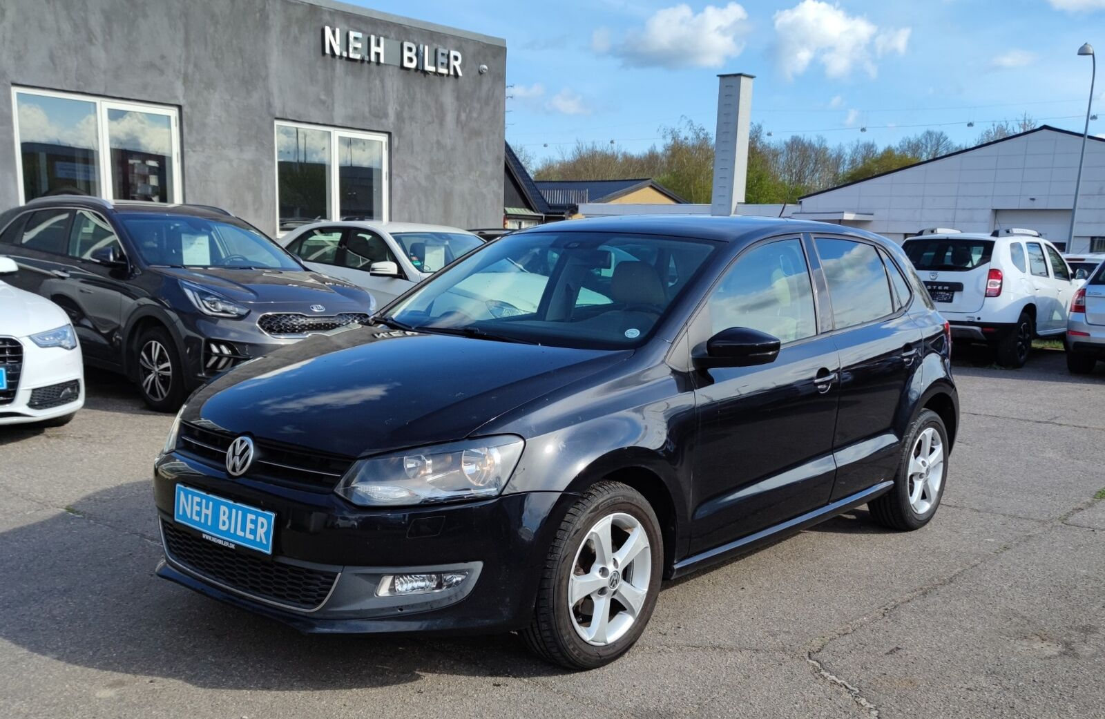 VW Polo 1,2 TSi 105 Highline 5d