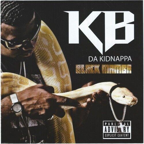 Black Mamba - Kb Da Kidnappa (2013, CD NEU)